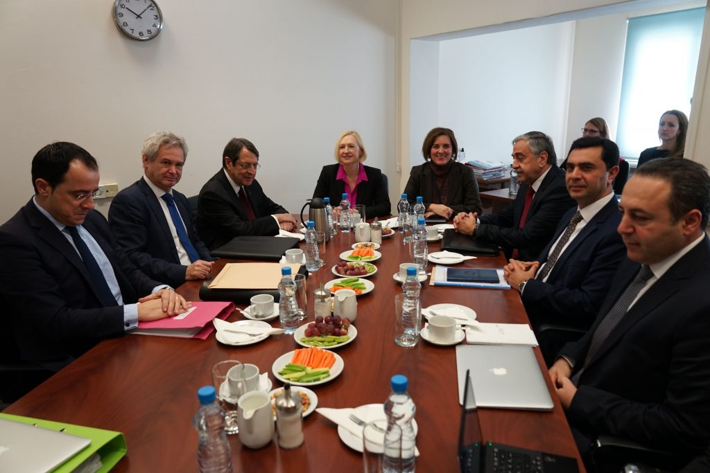 """Anastasiades: """"The dialogue will continue in Cyprus, on all issues"""""""