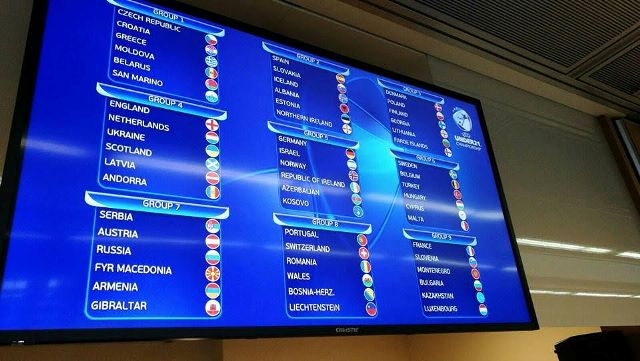 Euro 2019: Difficult group for Kosovo