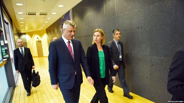 Kosovo assures the EU that it will implement the conclusions of the dialogue