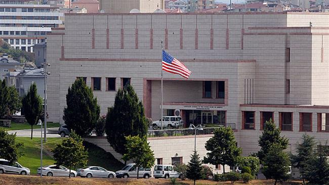 US warns over anti-American violence risk in Turkey