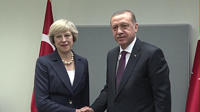 British PM to visit Ankara straight after Trump meeting