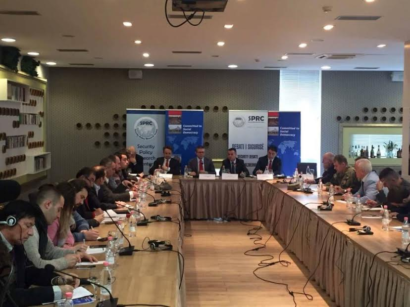 Kosovo's security challenges for 2017