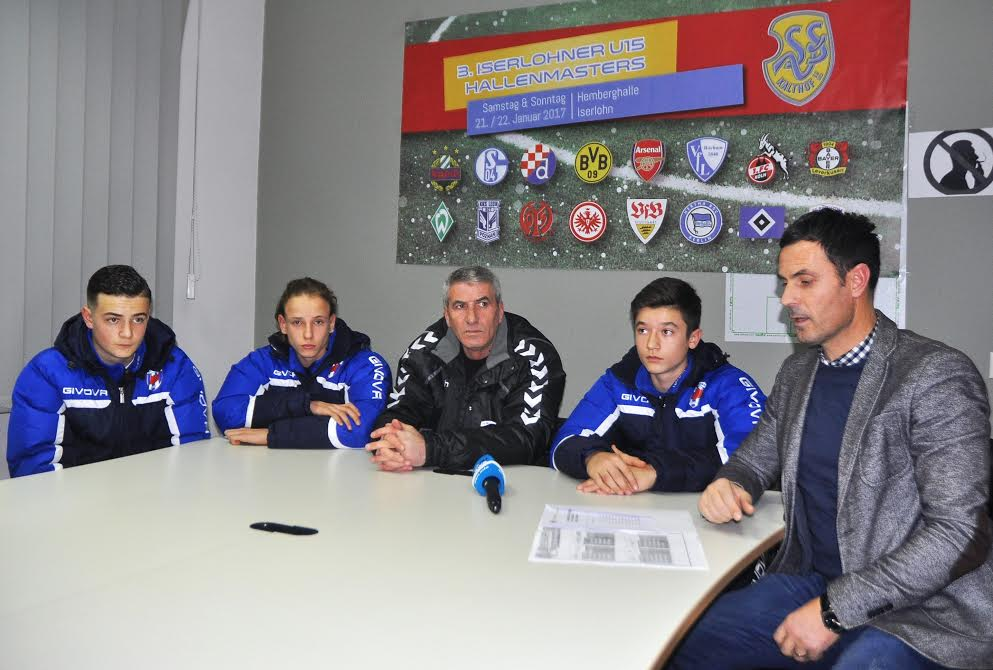 Young Kosovars are part of European football competitions