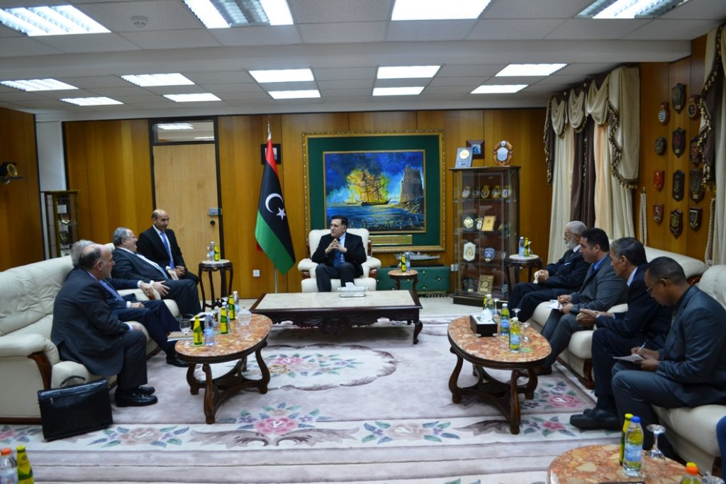 Greece accepted to join Libya Contact Group