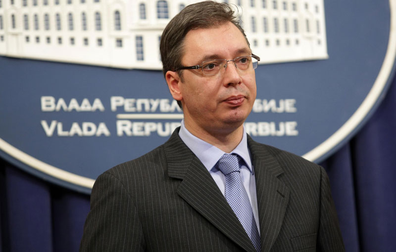 "Vucic: ""Merkel asked why we won't join anti-Dodik sanctions"""