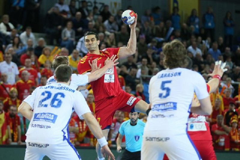 FYROM eliminated from the world cup in handball