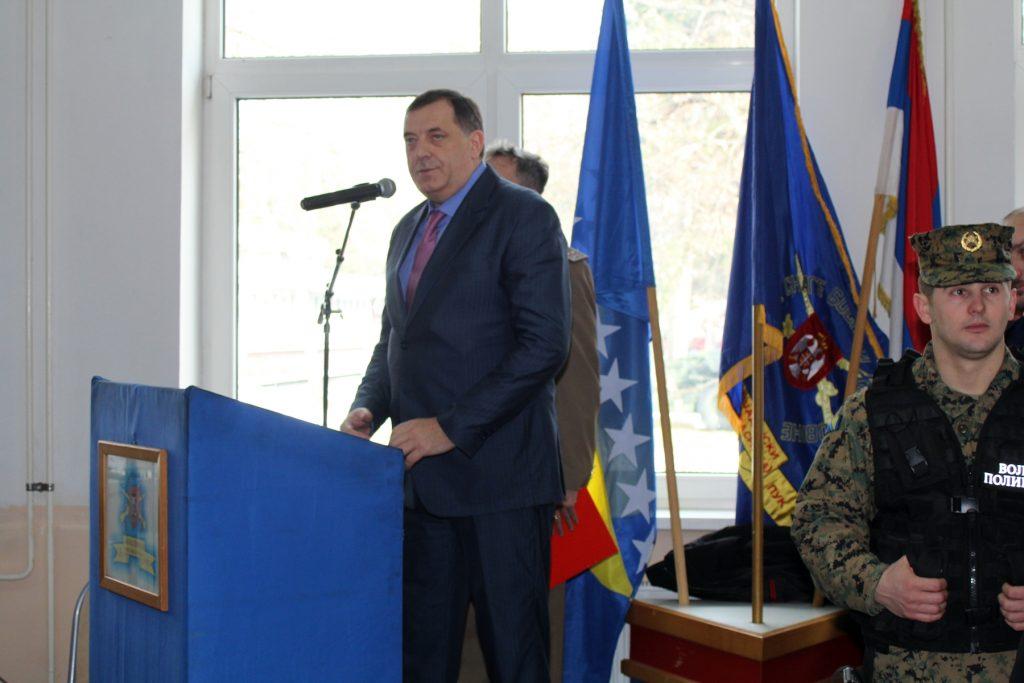 US sanctions against Dodik?