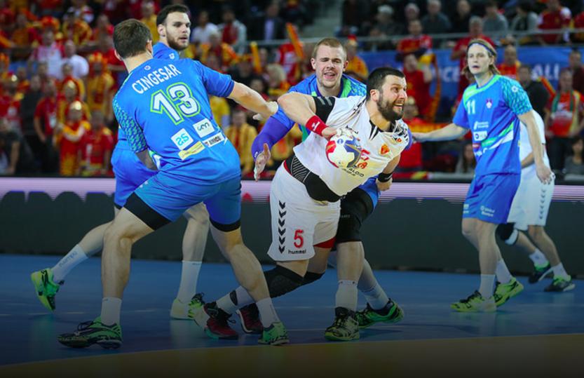 FYROM beaten by Slovenian national handball team