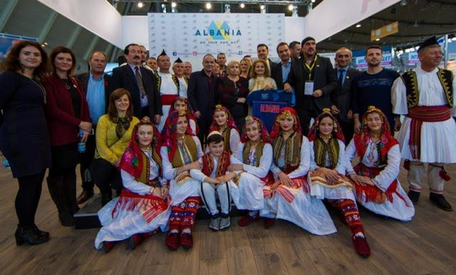 Albania presents its music and culinary in the Stuttgart's Expo