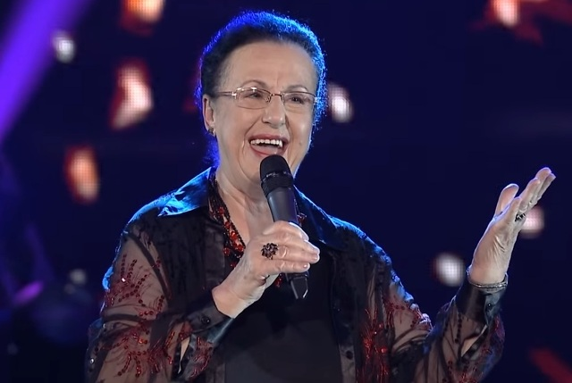 The diva of Albanian music, Anita Take dies at the age of 83