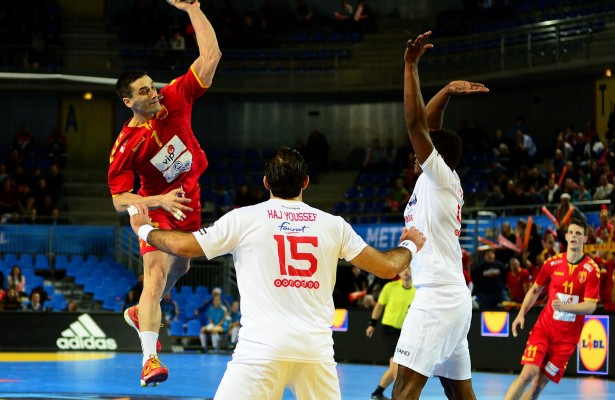 FYROM starts the World Cup in handball with a victory