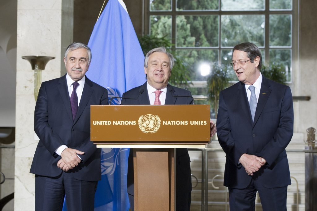Statement from the conference on Cyprus