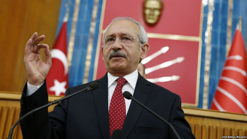 'Those who affirm charter betray the public': CHP leader