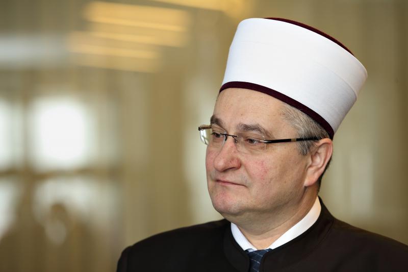 PM receives head of Islamic community in Croatia