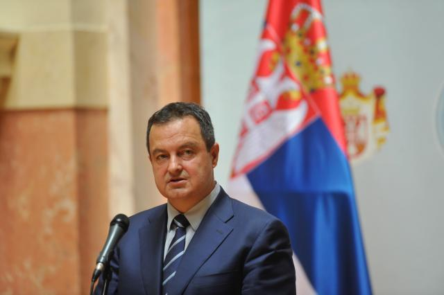 Albanian diaspora plans to attack Serbian missions, Dacic says