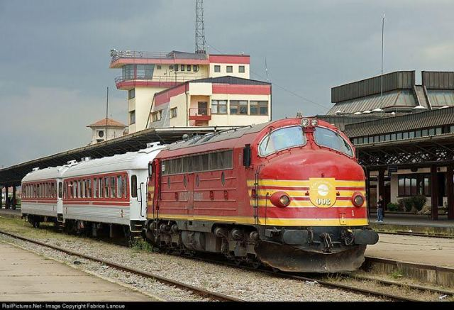 Serbia continues to manage the railway system in the north of Kosovo