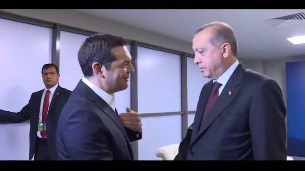 Tsipras – Erdogan phone-call on Cyprus Talks