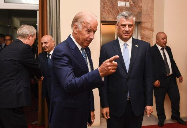 Thaci in the US to hold meetings for the future of Kosovo and the Balkans