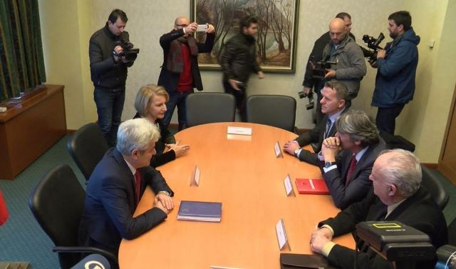 Albanian parties in FYROM come up with a joint platform for the advancement of national rights