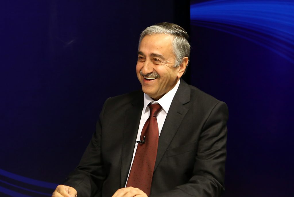 Akinci: Turkish Cypriot head hopes for breakthrough in Geneva