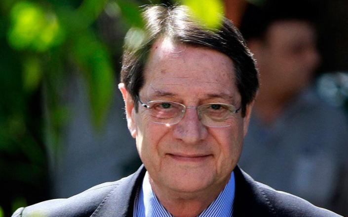 Anastasiades: We're going to Geneva very well prepared and determined