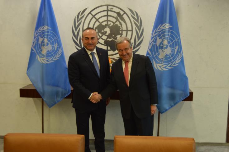 Cavusoglou: Optimistic about agreement on Cyprus