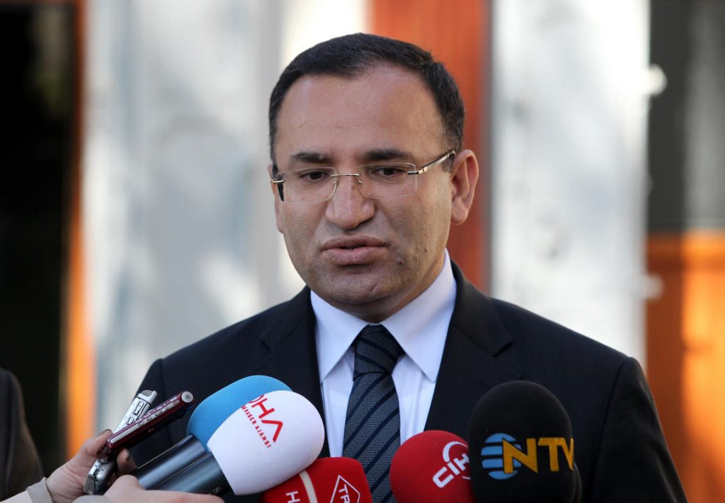 No doubt PKK was behind İzmir attack: Justice minister