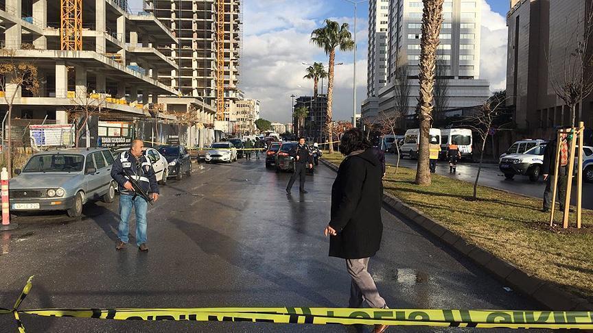 Terror attack in Izmir