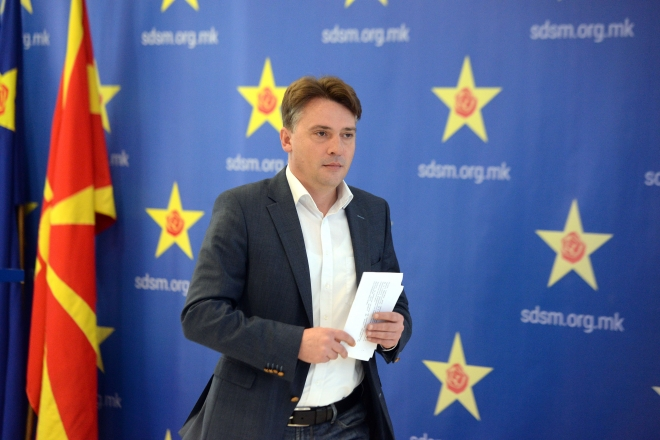 Gruevski's time has long gone, says opposition in FYROM