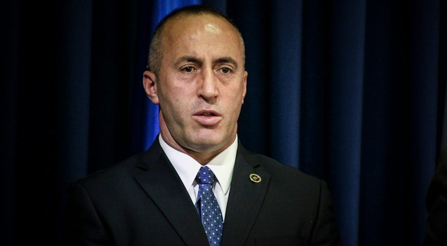 Belgrade to demand the extradition of Haradinaj