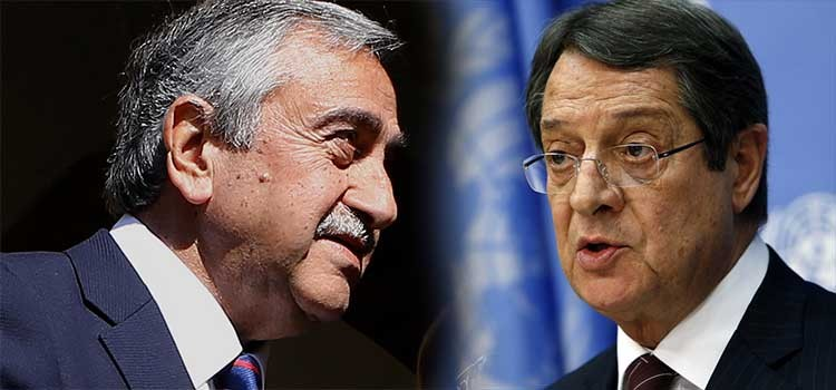 Anastasiades – Akinci hold first meeting ahead of Geneva talks