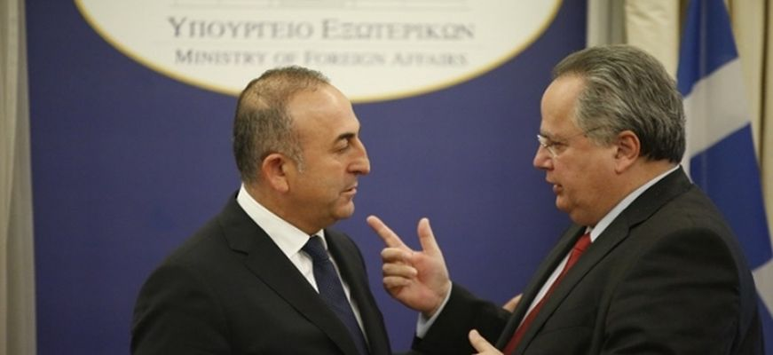 Kotzias – Cavusoglu to meet in New York