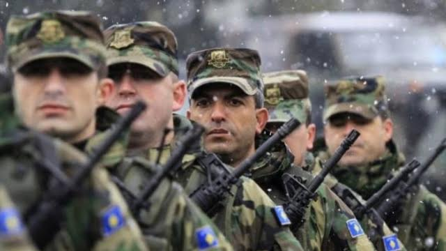 Creation of Kosovo's Army  is being prevented by Belgrade
