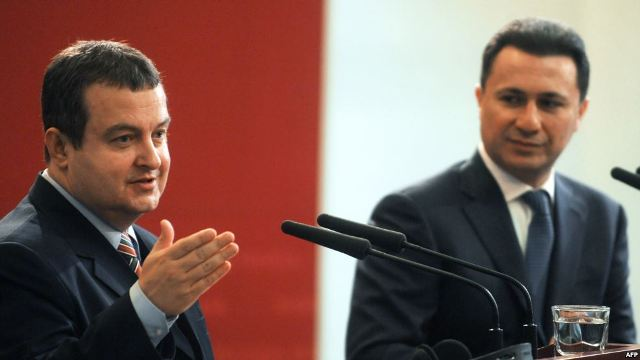 Skopje reacts against the declaration of the Serb Foreign Minister