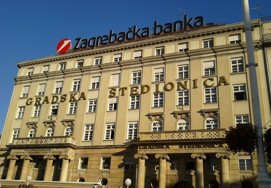 Croatia's gross foreign debt cut by 9.4% to 42.4 bln euro