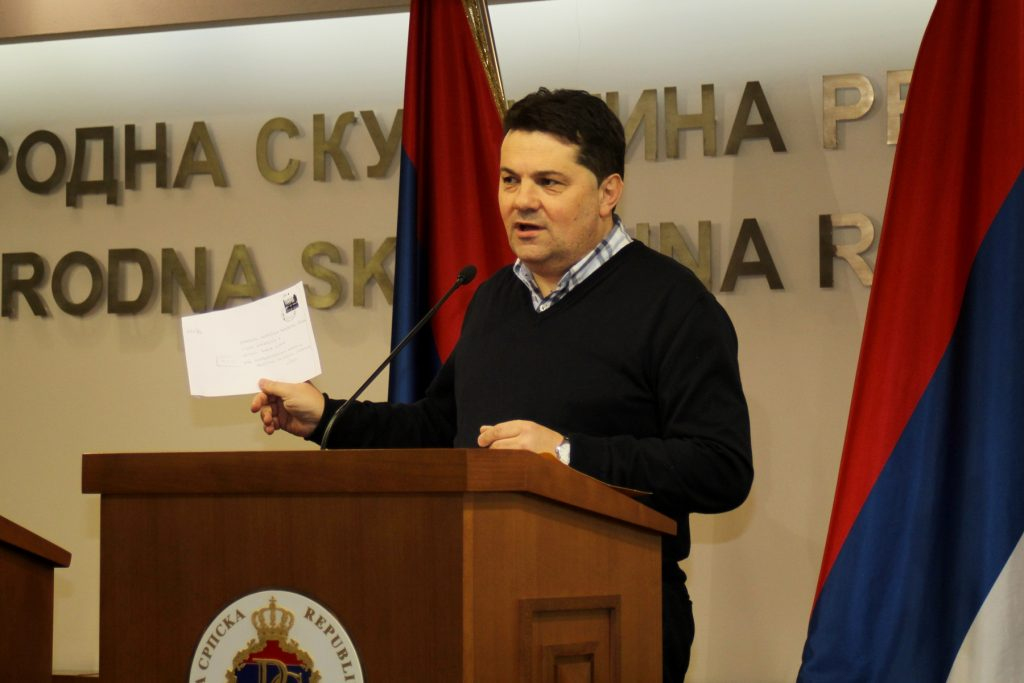New wiretapping case in BiH
