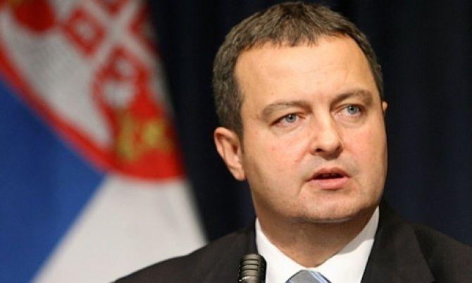 """Dacic is """"Russian ambassador"""", critics say"""