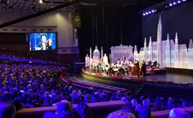 Vienna concert comes in Tirana