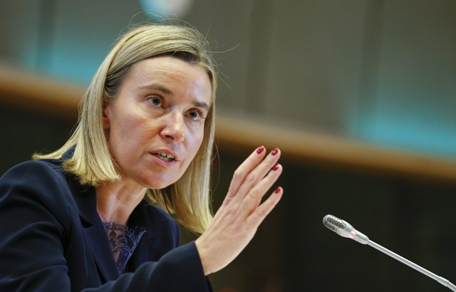 Future of the Balkans is in the EU, Mogherini says