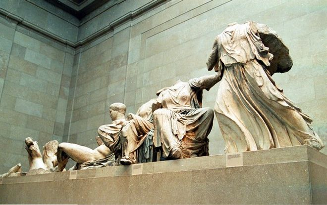 CNA launches campaign to collect signatures for the return of the Parthenon Marbles