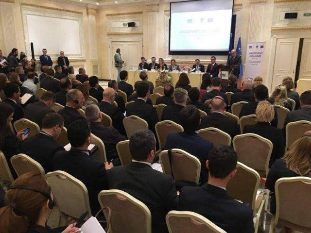 Kosovo is looking to attract foreign investors