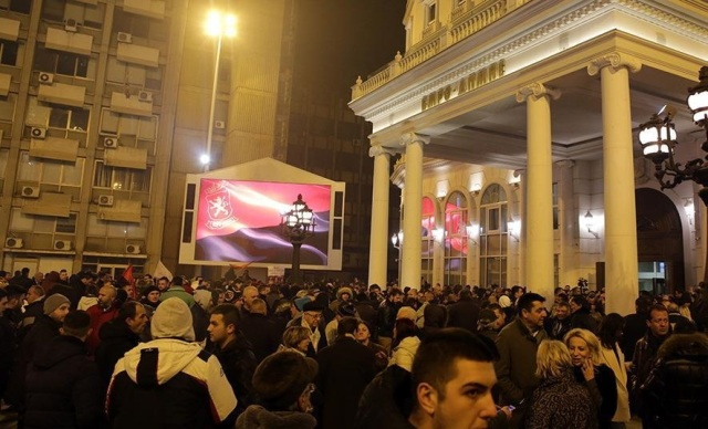 VMRO-DPMNE warns tensions in case a government is formed between SDSM and BDI