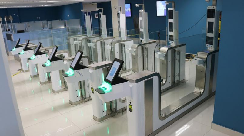 Athens Airport gets Automated Passport Control Units