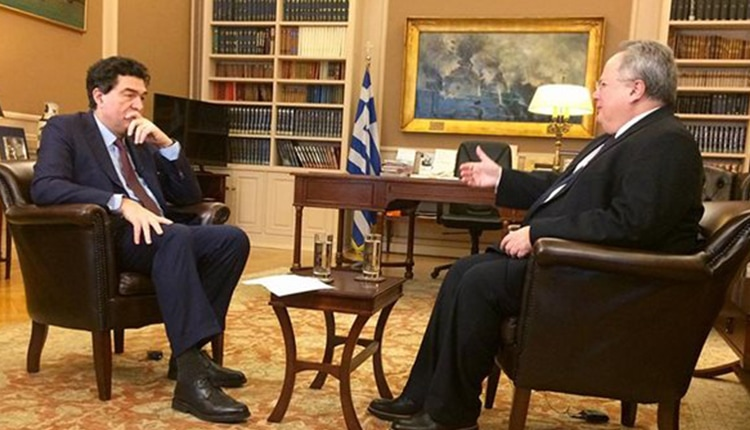Kotzias: Turkey should stop playing games. We will not always be that tolerant