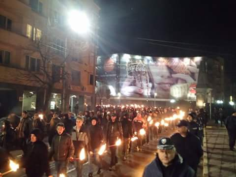 World Jewish Congress distressed that Lukov March in Sofia went ahead in spite of ban