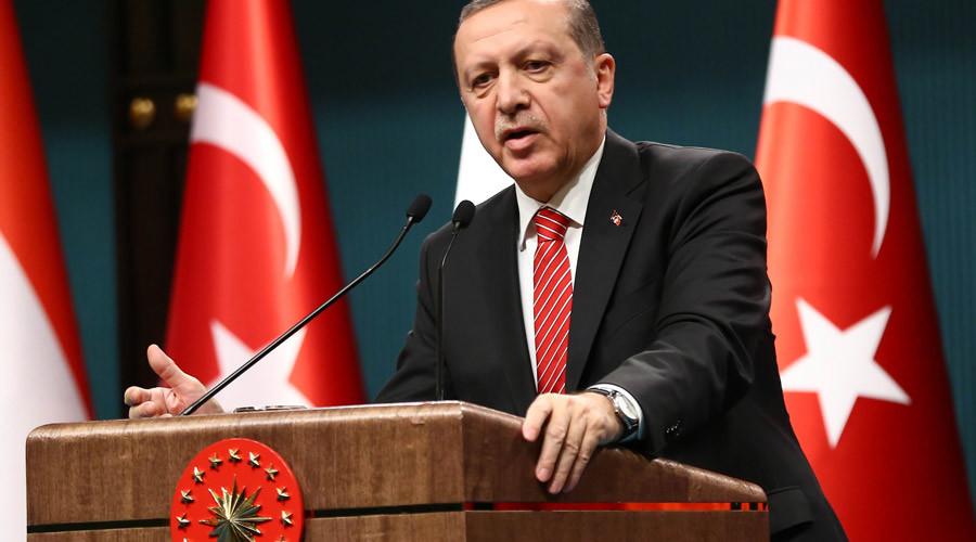 Cumhuriyet: Erdogan has a parallel force