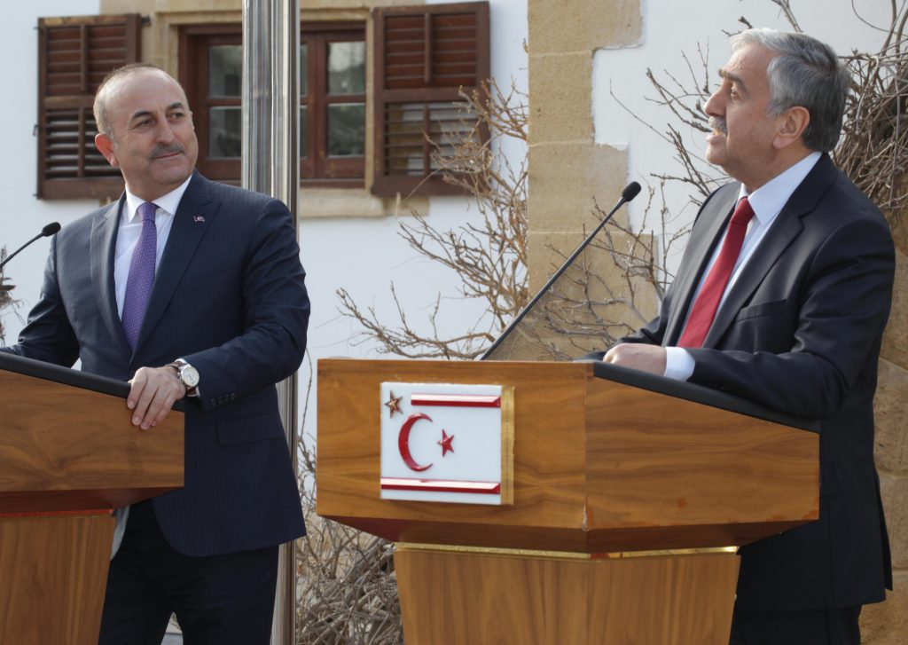 Cavusoglu: Freedom, security and political equality are essential prerequisites for a Cyprus solution