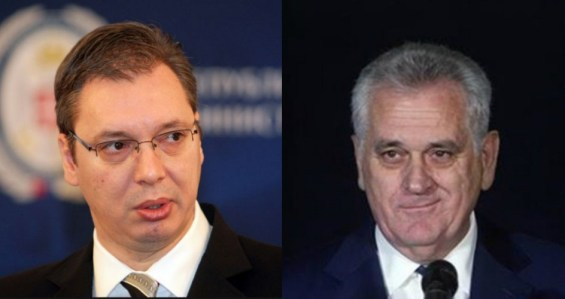 "Vucic: ""I respect Nikolic, but I'm not a trader"""