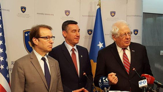 Trump's administration continues its partnership with Kosovo
