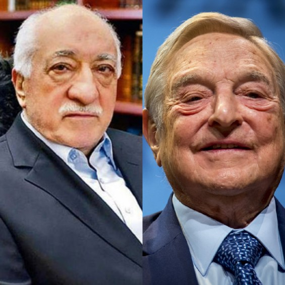 "Soros and Gulen ""enemies"" of the Balkans?"